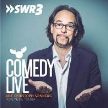 Sonntag, Christoph SWR 3 Comedy Live mit Christoph Sonntag