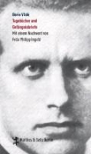 Vildé, Boris Trost der Philosophie. Tagebuch und Briefe aus der Haft