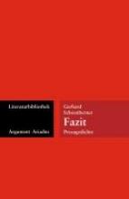 Schoenberner, Gerhard Fazit