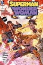Tomasi, Peter J. Superman Wonder Woman 03
