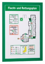 , Duraframe Durable 487205 A4 groen