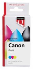 , Inktcartridge Quantore Canon CL-41 kleur