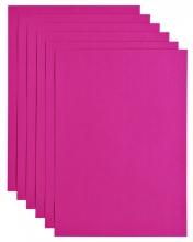 , Kopieerpapier Papicolor A4 100gr 12vel felroze