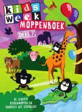 Kidsweek , Kidsweek Moppenboek