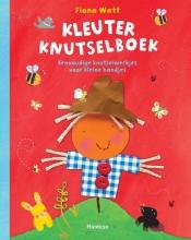 Fiona  Watt Kleuter knutselboek