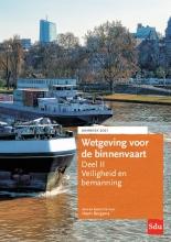 , Wetgeving voor de binnenvaart Deel II. Veiligheid en bemanning, Jaarboek 2021