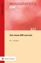 J. de Boer , Het nieuw BW overzee