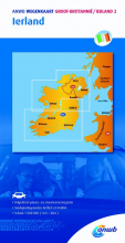 ANWB , ANWB wegenkaart Groot-Brittannië 2. Ierland