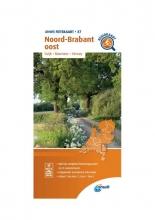 ANWB , Fietskaart Noord-Brabant oost 1:66.666