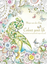 Masja van den Berg , Colour your life
