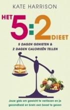 Kate Harrison , Het 5:2 dieet