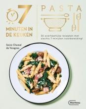 Soizic Chomel De Varagnes , 7 minuten in de keuken-Pasta