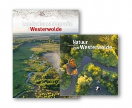 Ruut Wegman Jochem Abbes  Jan Bakker  Bauke Roelevink  Theo Spek  Geert Volders, Set: Landschapsbiografie Westerwolde + Natuur in Westerwolde