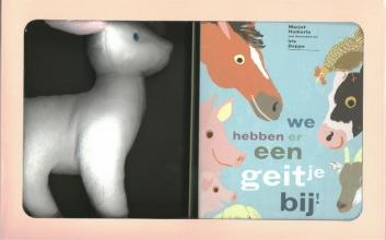 Marjet  Huiberts We hebben er een geitje bij! geschenkset