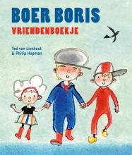 Ted van Lieshout Boer Boris vriendenboekje