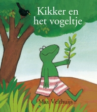 Velthuijs, Max Kikker en het vogeltje