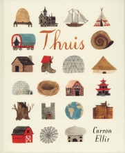 Carson Ellis , Thuis