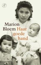 Marion  Bloem Haar goede hand
