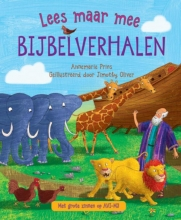 Annemarie  Prins Lees maar mee Bijbelverhalen