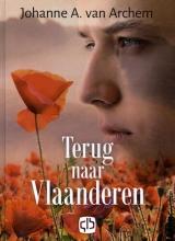 Johanne A. van Archem , Terug naar Vlaanderen