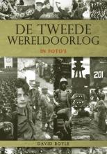 David Boyle , Tweede wereldoorlog