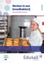 Arjen  Snapper Werken in een broodbakkerij