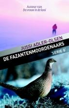Jussi  Adler-Olsen De fazantenmoordenaars