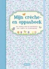 , Mijn crèche- en oppasboek (blauw)