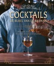 Tristan STEPHENSON , Cocktails - De bijbel van de barman