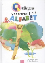Elly van der Linden Quique verzamelt het alfabet