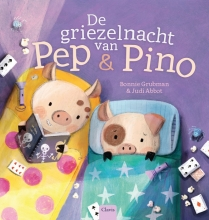 Bonnie  Grubman De griezelnacht van Pep en Pino
