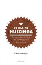 Willem  Otterspeer De kleine Huizinga