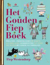 Hans van der Voort Fiep Westendorp  Han G. Hoekstra  Mies Bouhuys, Het Gouden Fiep boek