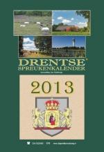 Drentse spreukenkalender  2013