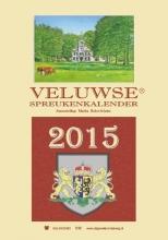 Martha  Beker-Schuite Veluwse spreukenkalender 2015
