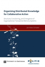 Jan Kees  Schakel Organizing distributed knowledge for collaborative action