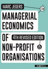 Marc Jegers , Managerial economics of non-profit organisations