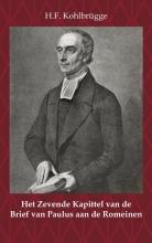 H.F. Kohlbrügge , Het Zevende Kapittel van de Brief van Paulus aan de Romeinen