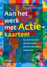 Titia van der Ploeg Lia Bijkerk, Aan het werk met actiekaarten