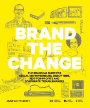 Anne  Miltenburg Brand the Change