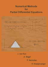 Hans Kraaijevanger Jos van Kan  Guus Segal  Fred Vermolen, Numerical Methods for Partial Differential Equations