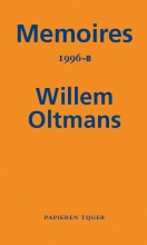 Willem Oltmans , Memoires 1996-B