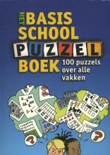 Wim  Daniels, Michiel van Hapert Het Basisschool Puzzelboek