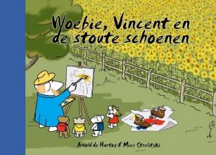 Mies  Strelitski Woebie, Vincent en de stoute schoenen