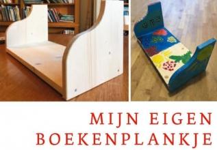 Mijn eigen boekenplankje