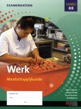 Marlies Hagers , Werk vmbo bb maatschappijkunde Werkboek