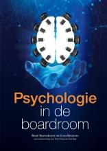 René  Ravenhorst, Cora  Reijerse Psychologie in de boardroom