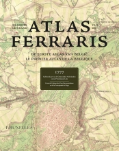 , De Grote Atlas van Ferraris Le Grand Atlas de Ferraris