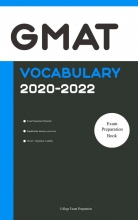 College Exam  Preparation GMAT Official Vocabulary 2020-2022
