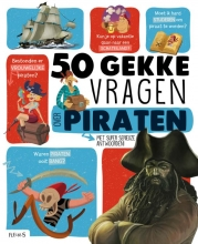 Jean-Michel Billioud 50 gekke vragen over piraten